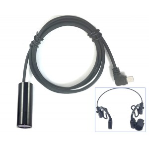 3.0 Megapixel Headset Micro USB Camera for USB OTG Compatible Android Smartphones
